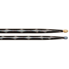 Vater Vcbk5B 5B Black Optic Colour Wrap Wood Tip