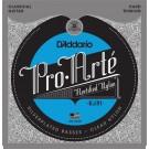 D'Addario EJ31 Classics Rectified Classical Guitar Strings Hard Tension