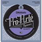 D'Addario EJ44TT ProArte Dynacore Classical Guitar Strings Titanium Trebles Extra-Hard Tension