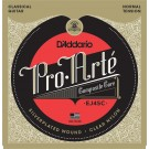 D'Addario EJ45C Pro-Arte Composite Classical Guitar Strings Normal Tension