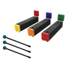 Remo - HB-3229-70 Harmony Bars - Set of 3