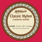 D'Addario J27H03  Student Nylon Classical Guitar Single String Hard Tension Third String