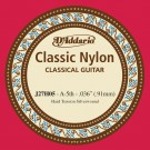 D'Addario J27H05  Student Nylon Classical Guitar Single String Hard Tension Fifth String