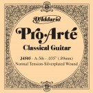 D'Addario J4505 Pro-Arte Nylon Classical Guitar Single String Normal Tension Fifth String
