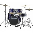 Yamaha Manu Katche Junior Drum Kit (Shell Pack) - Deep Violet