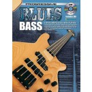 Progressive Blues Bass Book/CD