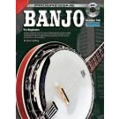Progressive Banjo Book/CD