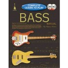 Progressive Complete Learn To Play Bass Manual Book/CD(2)