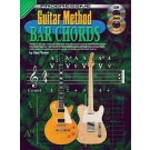 Progressive Guitar Method Bar Chords Book/CD/DVD