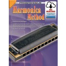 Progressive Harmonica Method Book/Online Video & Audio