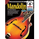 Progressive Mandolin for Beginners Book/Online Video & Audio