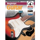 Progressive Beginner Guitar Book/Online Video & Audio