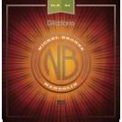 D'Addario NBM11541 Nickel Bronze Mandolin Strings Light 11.5-41