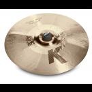 "Zildjian - K0954 19"" K Custom Hybrid Trash Smash"
