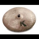 """Zildjian - K0986 20"""" K Custom Left Side Ride W/3 Rivets"""