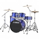 Yamaha Rydeen 5pc Fusion Drum Kit - Fine Blue + FREE Stool
