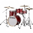 Yamaha Stage Custom Bop 4pc Drum Kit - Cranberry Red