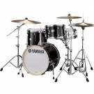 Yamaha Stage Custom Bop 4pc Drum Kit - Raven Black