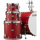 Yamaha Tour Custom Fusion Drum Kit - Shell Pack - Candy Apple Satin
