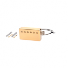 Gibson 57 Classic Plus Humbucker Pickup with Gold Cover