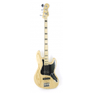 Fender American Elite Jazz Bass MN in Natural