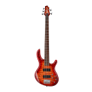 Cort Action 5 Deluxe Plus Electric Bass in Cherry Red Sunburst