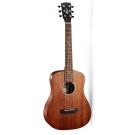 Cort AD Mini Mahogany Travel Size Acoustic Guitar