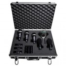AKG Drum Rhythm Pack - Microphone Multi Pack (1xD112) (3xD40) (2XC430) with Aluminium Carry Case