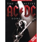 AC/DC - The Definitive AC DC Songbook