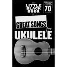 Little Black Book Of Great Songs For Ukulele