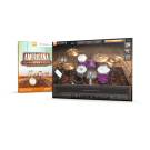 Toontrack Software Americana EZX EZdrummer Expansion