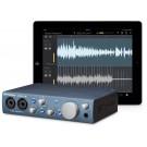 PreSonus Audiobox iTwo 2x2 USB iPad Interface with 2 x Mic Inputs and MIDI