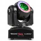 Beamz Illusion 1 60 Watt Moving Head Light with RGB Ring