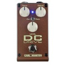 Carl Martin DC Drive 2018 Overdrive Pedal With Boost