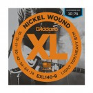 D'Addario EXL 140-8 8 String Set 10-74 Electric Guitar Strings
