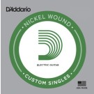 D'Addario NW080 .080 Gauge Single String