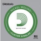 D'Addario NW052 .052 Gauge Single String