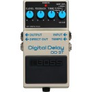 Boss DD3T Digital Delay with Tap Tempo Pedal