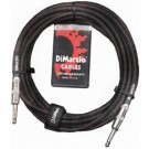 DiMarzio EP1718B 18ft Premium Guitar Lead - Black