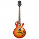 Epiphone Limited Edition Les Paul Plustop Pro Electric Guitar in Cherry Burst
