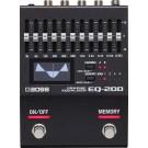 Boss EQ-200 Advanced EQ Pedal