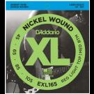 D'Addario EXL165 45-105 Bass Strings