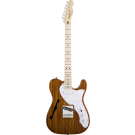 Fender Thinline Telecaster with Maple Neck in Natural