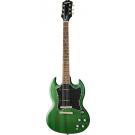 Epiphone SG Classic P90's Worn Inverness Green