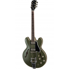 Gibson Chris Cornell ES-335 Tribute - Olive Drab Green