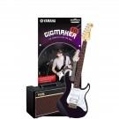Yamaha Gigmaker 10 Electric Guitar Pack - Black