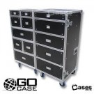 Go Cases GO 13 Drawer Workstation