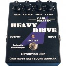 Carl Martin Heavy Drive Distortion Pedal
