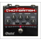 Radial Hot British V9 Distortion Pedal