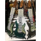 Fender Custom Shop NAMM 2019 '59 Strat Journeyman Relic - Aged Teal Green Metallic